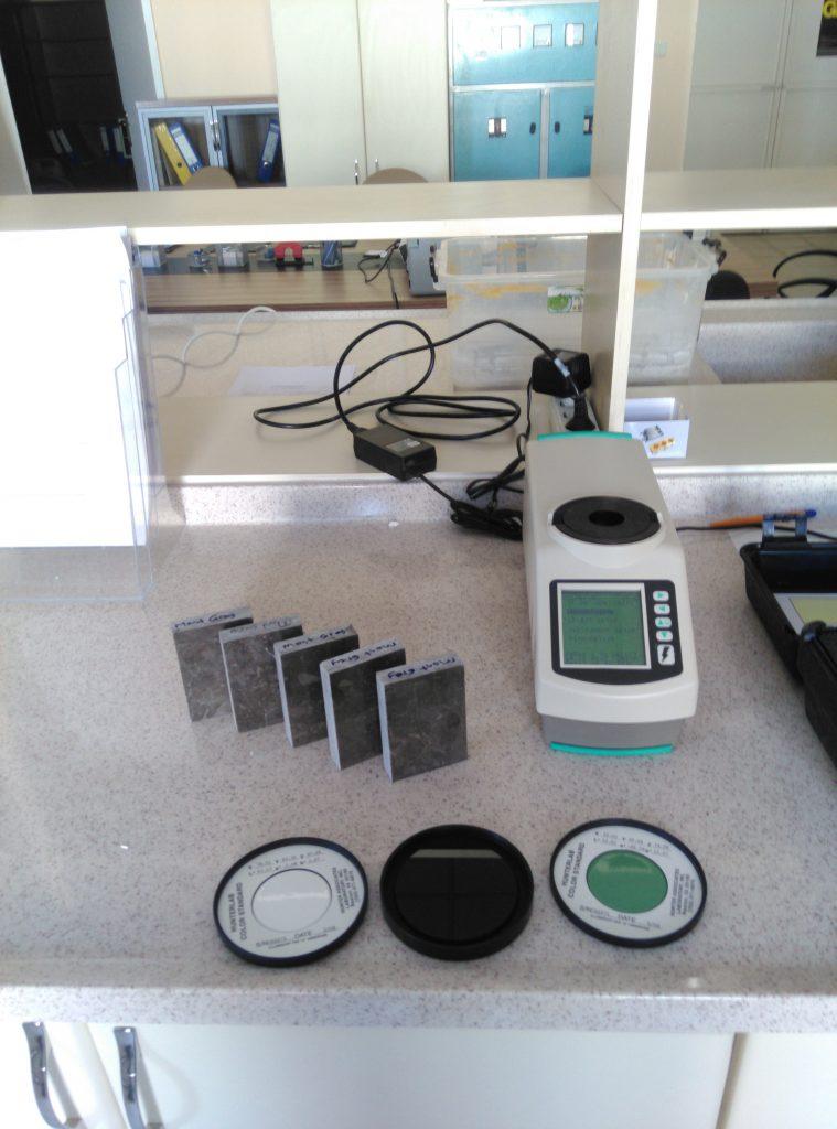 Renk Tayini Test Cihazı-2